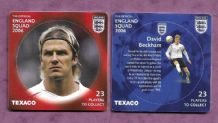 England David Beckham Real Madrid (Tex)